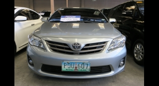 2011 Toyota Corolla Altis 1.6 G AT