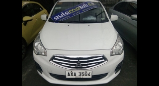 2015 Mitsubishi Mirage G4 GLX AT