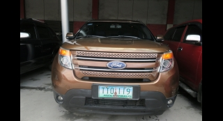 2012 Ford Explorer XLT AT