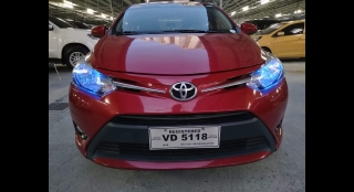 2016 Toyota Vios 1.3 E AT
