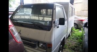 2011 Mitsubishi L300 2.5L MT Diesel