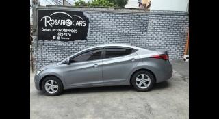 2014 Hyundai Elantra GLS AT