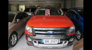2015 Ford Ranger 3.2L Wildtrak 4x4 AT