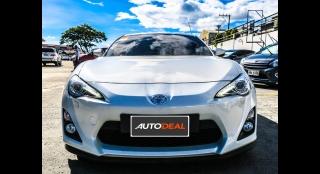 2014 Toyota 86 2.0L MT Gasoline