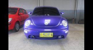 2000 Volkswagen Beetle 2.0L AT Gasoline