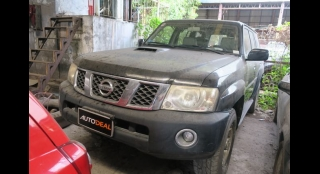 2008 Nissan Patrol Super Safari (4X4) AT