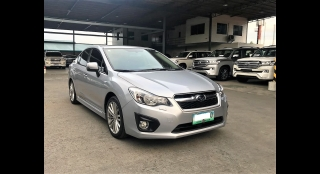 2013 Subaru Impreza 2.0L AT Gasoline