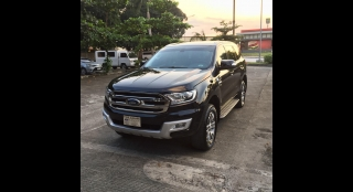 2017 Ford Everest 2.2L AT Diesel