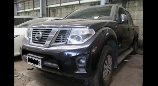 2015 Nissan Frontier Navara 2.5L AT Diesel