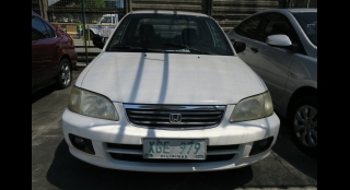 2002 Honda City 1.3L MT Gasoline