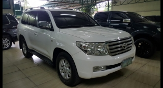 2010 Toyota Land Cruiser 4.5L AT Diesel