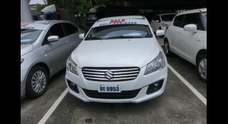 2016 Suzuki Ciaz 1.4 GL MT