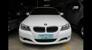 2012 BMW 3-Series Sedan 318i