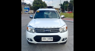 2015 Ford Everest Ambiente 2.2L 4x2 MT