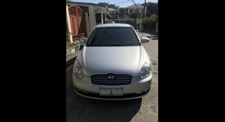 2007 Hyundai Accent Sedan 1.5 CRDi MT