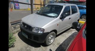 2012 Suzuki Alto 0.8L MT Gasoline