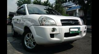 2008 Hyundai Tucson 2.0 CRDi (4X2) AT