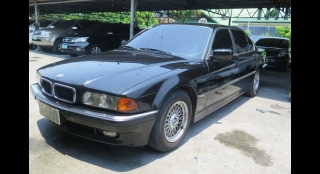 1999 BMW 740iL 4.0L AT Gasoline