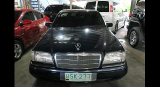 1997 Mercedes-Benz C-Class Sedan 2.0L AT Gasoline