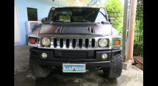 2003 Hummer H2 6.0L AT Gasoline