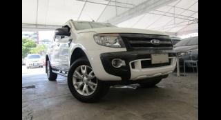 2014 Ford Ranger Wildtrak 2.2L AT Diesel (4X2)