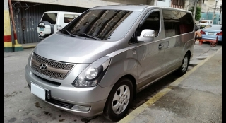 2011 Hyundai Grand Starex HVX 2.5L Automatic