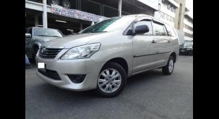 2012 Toyota Innova 2.0L AT Gasoline
