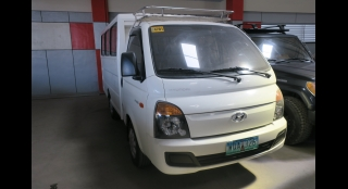 2014 Hyundai H-100 Panoramic