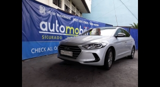 2017 Hyundai Elantra 1.6L GL AT