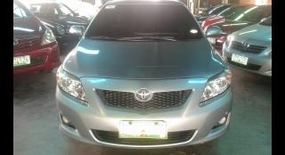 2010 Toyota Corolla Altis 2.0 V AT