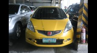 2010 Honda Jazz 1.5 E AT