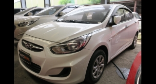 2013 Hyundai Accent Sedan GL Gas MT