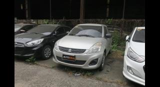 2014 Suzuki Swift Dzire 1.2L MT Gasoline