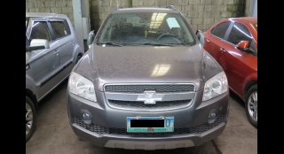 2010 Chevrolet Captiva 2.4L Gas 4x4 LS