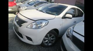 2013 Nissan Almera 1.5L MT Gasoline