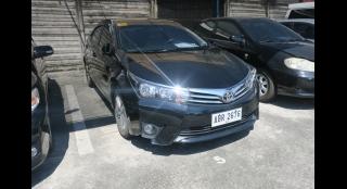 2015 Toyota Corolla Altis 1.6L MT Gasoline