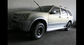 2009 Isuzu altera 3.0L AT Diesel