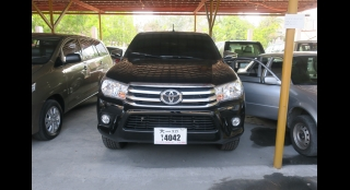 2017 Toyota Hilux 2.8L AT Diesel