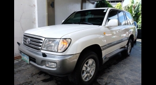 2005 Toyota Land Cruiser 200 GX.R Gasoline