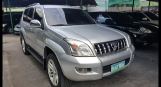 2006 Toyota Land Cruiser Prado Diesel AT