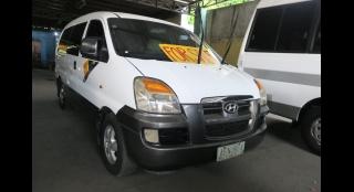 2005 Hyundai Starex GRX CRDi MT