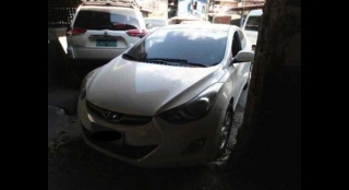 2012 Hyundai Elantra 1.6 GL AT