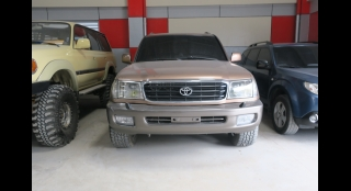 2000 Toyota Land Cruiser 4.2L AT Diesel