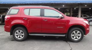 2013 Chevrolet Trailblazer 2.8L 4X2 A/T LT