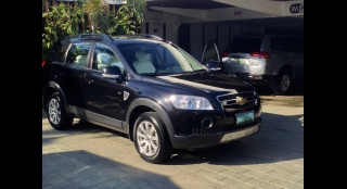 2010 Chevrolet Captiva 2.4L Gas 4x2 LS