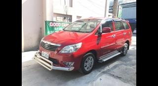 2015 Toyota Innova 2.5L MT Diesel