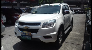2013 Chevrolet Trailblazer 2.8 LTZ 4X4 2.8L AT Diesel
