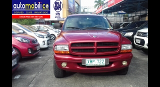 2004 Dodge Durango 4x4 5.7L AT Gasoline