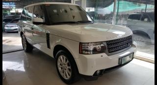 2011 Land Rover Range Rover TDV8 HSE 4.4L AT Diesel