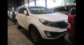 2014 Kia Sportage 2.0 2WD EX AT (Diesel)